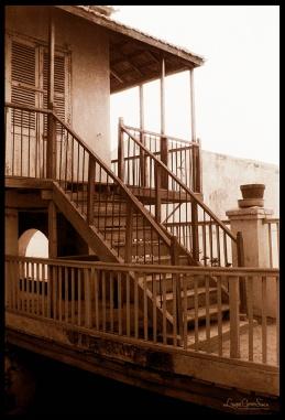 ©1987 Saint-Louis au Sénégal. Nostalgiques souvenirs