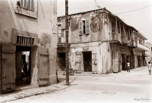 ©1987 Saint Louis au Sénégal. Maison à sauver